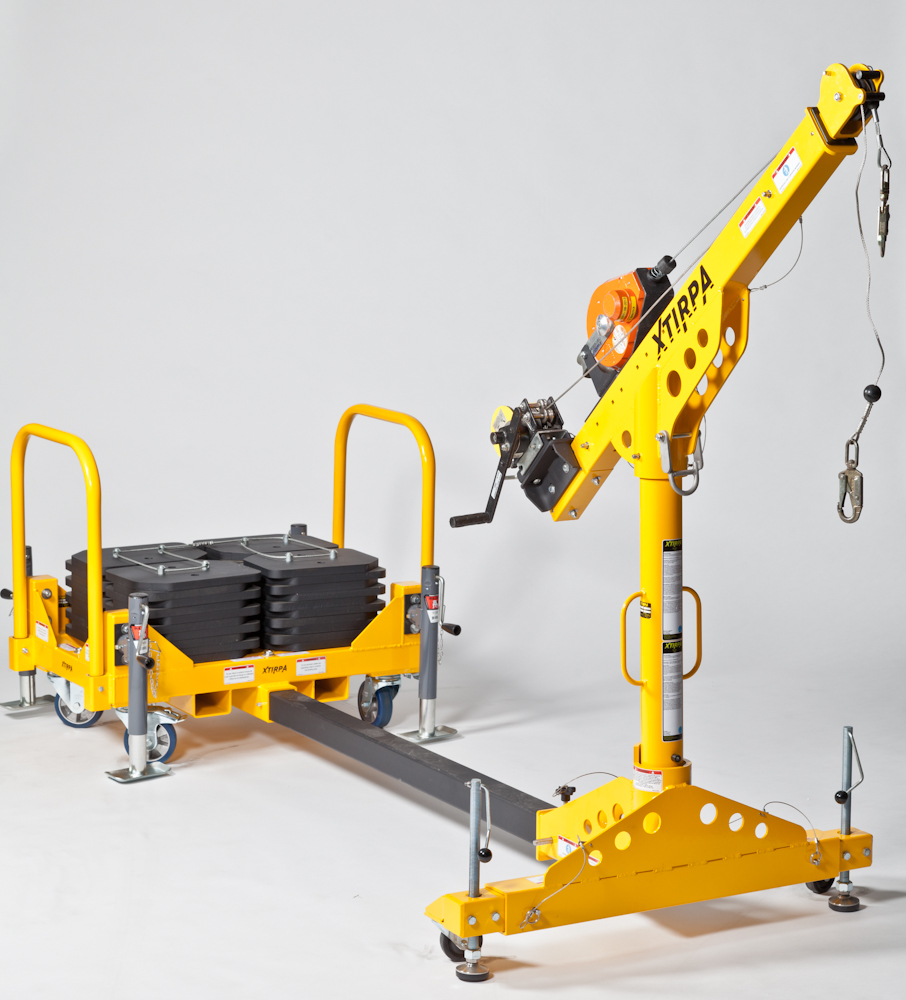 Xtirpa Counterweight System For Ppe Xtirpa