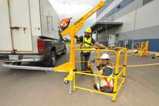 Xtirpa™ Trailer Hitch Mount System for PPE