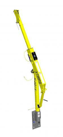 Xtirpa™ Davit Arm and Mast System for PPE