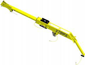 In-2210     Davit Arm With 24'' (610 Mm) Reach