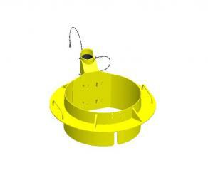 Manhole Collar 610mm-660mm (24