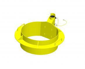 Manhole Collar 711mm-762mm (28