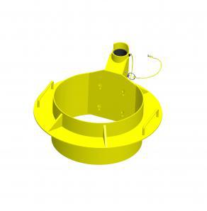 Manhole Collar 559mm-610mm (22