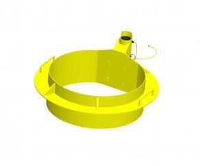 Manhole Collar 813mm-864mm (32