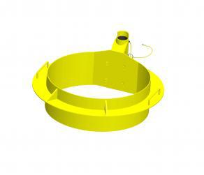 Manhole Collar 864mm-914mm (34