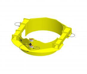 Adjustable Manhole Collar 813mm-1067mm (32