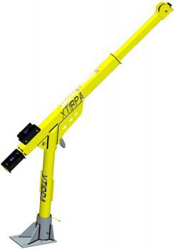 "Xtirpa™ 762mm-1219mm (30"" To 48"")  Extendable Fall Protection & Retrieval Davit Arm For Ppe"